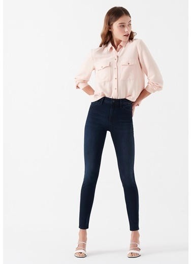 Mavi Jean Pantolon | Tess - Super Skinny Mavi